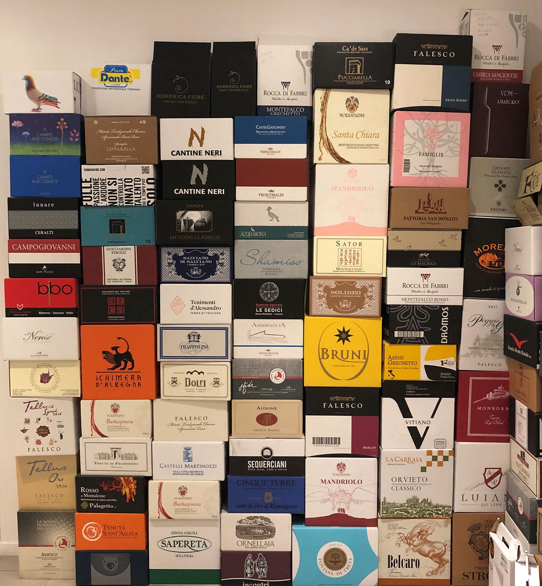 Scatolificio e Produzione scatole Empoli, Vinci, Firenze - Scatolificio Rinascente